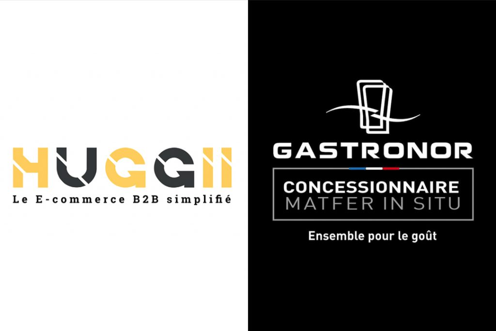 gastronor logo commun huggii