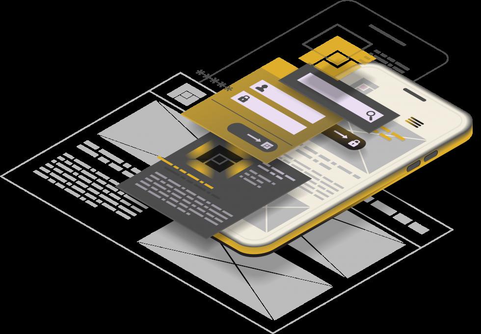design d'un smartphone