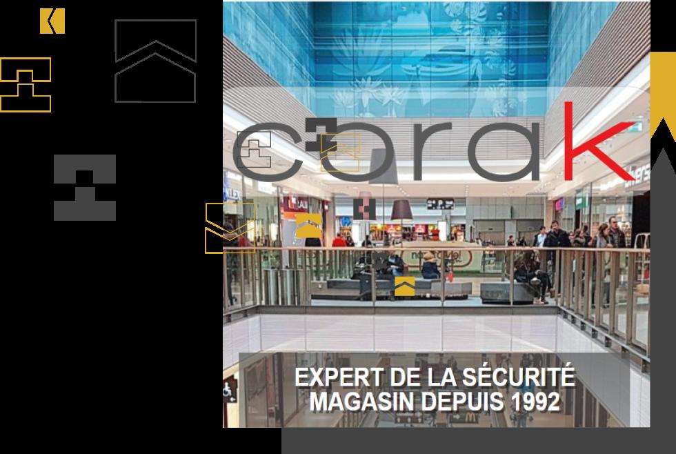 Cas client - Corak
