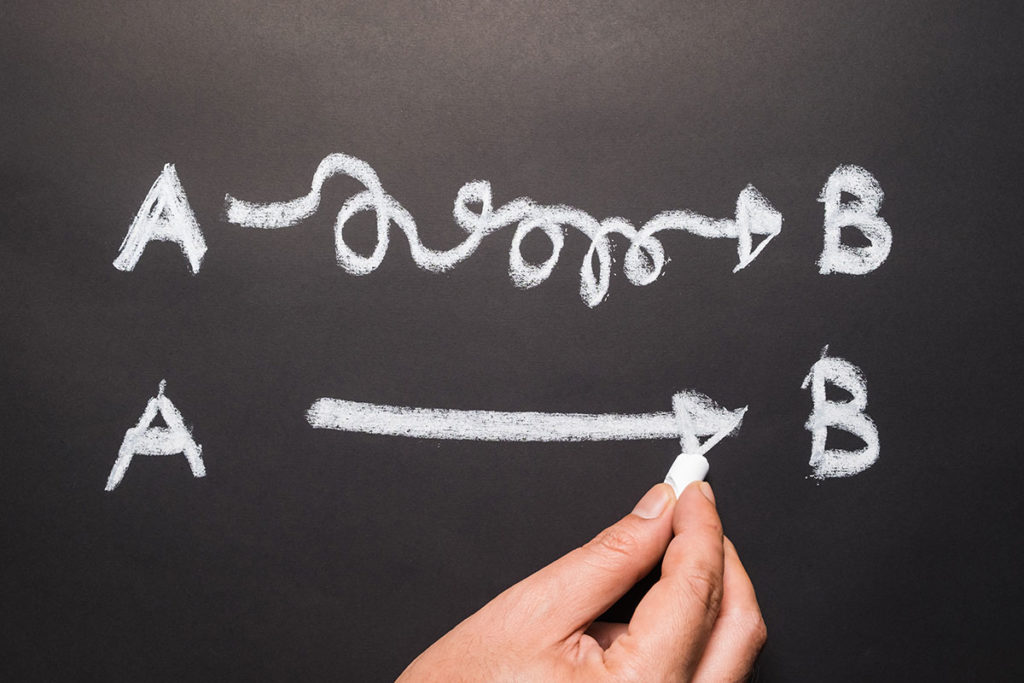 simplification des process