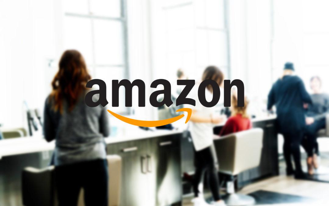 Amazon se lance dans la coiffure ?
