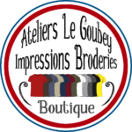 Logo des Ateliers Le Goubey